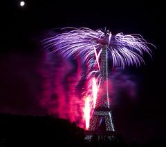 _MG_4726 (Amit Aggarwal0990) Tags: fireworks bastille paris eiffel amit bw night celebration