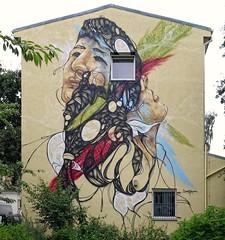 - (txmx 2) Tags: hamburg altona ottensen motte graffiti mural stampfestival 2016 danielthouw whitetagsrobottags whitetagsspamtags