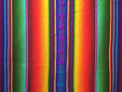 The Colors of Guatemala - Explored 7-26-2016 thanks! (cliffordswoape) Tags: handmade hope mission sanjuan bright brilliant vibrant rainbow color textile weave woven blanket guatemala