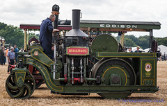 IMGL3561_Woodcote Rally 2016 (GRAHAM CHRIMES) Tags: show heritage classic vintage photography photos rally transport traction historic vehicles vehicle steamengine 1920 preservation steamfair iroquois touche steamrally tractionengine 2016 showground woodcote 8ton 8170 tractionenginerally steamenginerally shaydrive tandemroller wwwheritagephotoscouk woodcoterally2016 bf5418
