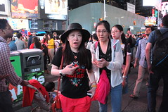 Times Square mid July (zaxouzo) Tags: nyc people night candid july timessquare 42ndstreet 2016 nikond90