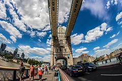_MG_6193 (dani-daniel) Tags: ojo de pez samyang fisheye london londes tower brigde sunny