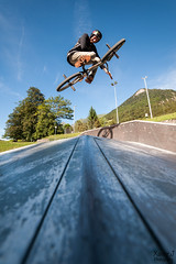 Arthur tabletop Cauterets (Trialxav) Tags: nikon d700 trialxav bmx tricks cauterets skatepark volume tsg 20