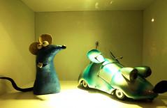 DSCF7712 (raissacrisss) Tags: ratinho tv cultura arte televiso museu ccbb ccbbrj rj brasil brazil rato rob lavalava lava educao