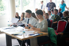 SpellingBeeFinal2016_km156 (routesintolanguages) Tags: uk wales kids modern competition aberystwyth using learning spelling welsh language foreign schoolkids talking schoolgirl schoolgirls pupil speaking vocabulary pupils spellingbee 2016 year7 europeaan wjec schoolkind langiages medrus