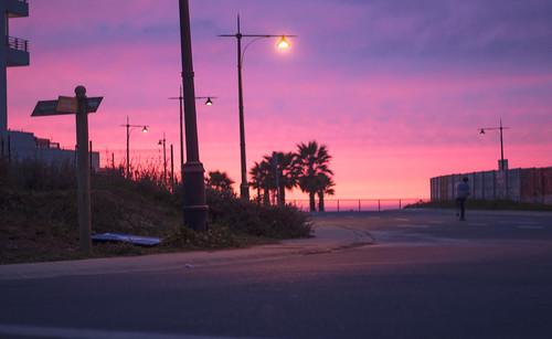 Sunset - skate peace