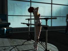 The Ballerina 06 (eviolet88) Tags: bdsm second life bondage shibari masochism pinup peril erotica submissive slave