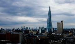 Overcast London (kevinoconnor1000) Tags: londoj shard akyline weather sky greysky gray grey tallest building architecture skylines londonskyline london skyline