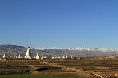I_B_IMG_7748 (florian_grupp) Tags: train railway railroad mountain snow winter bluesky gansu china asia wuwei