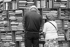 Public 'Bookstore' (StefanFritz) Tags: book books people public stefanfritz scheveningen