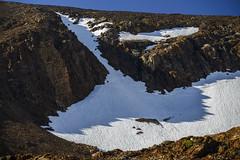 Plenty of snow in the area (speedcenter2001) Tags: nikonseriese75150mmf35 california sierranevada sierra highsierra mountains anseladamswilderness hiking backpacking backcountry adventure