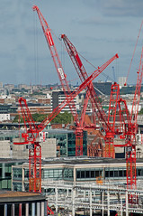 _DSC8646 copy (NRM the 2nd) Tags: goldmansachs wolffkran 500b 100b 355b htc htcwolffkran london 2016 construction towercrane wolffkran355b