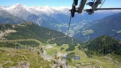 Fahrt auf den Speikboden (haesy) Tags: dolomiten mountain summer südtirol panorama speikboden