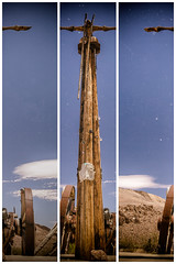 Icara (Ben Reed) Tags: americana createexplore deathvalleynationalpark desert explore getoutside ghosttowns goexplore greatbasindesert keepexploring lifewelltravelled nevada openairmuseum passionpassport rhyoliteghosttown roadtrip roadtrippin sculpture travel westcoast