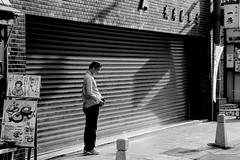 The mysterious box (pascalcolin1) Tags: japan nara box boite myterious mystrieuse shop magasin photoderue streetview urbanarte noiretblanc blackandwhite photopascalcolin