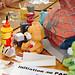 Papercraft Bisounours aux Geek Faëries 2016