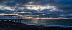 Thursday morning (NOL LUV DI) Tags: seascape landscape sunrise clouds sea platform napier hawkesbay