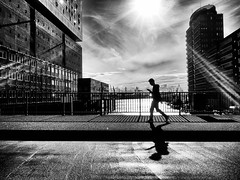 mobile (Dan-Schneider) Tags: street streetphotography blackandwhite bw best schwarzweiss schneider scene silhouette shadow sky sun urban human hamburg harbour people photography olympus omdem10 mft monochrome