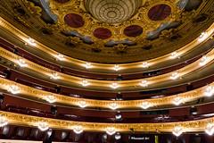 Gran Teatre del Liceu - 2 (rossendgricasas) Tags: culture photography photoshop arquitectura opera barcelona catalonia musica liceu