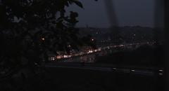 "'E tudo me lembra voc..."" - So Paulo (MARK2K16) Tags: city blue cold weather brazil dark instagram inspiration indie dramatic drama art tumblr creative traffic cars lights black urban"