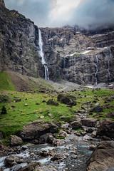 Gavarnie (Olivier Dégun) Tags: gavarnie cirquedegavarnie randonnée pyrénnée canon eos 700d 1585isusm montagne cascade hautespyrénnées