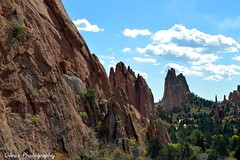 Garden of the Gods (GleaHPhotography) Tags: gardenofthegods colorado vacation rockformations coloradosprings landscapes