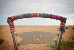 Yarn Bombed in Southsea