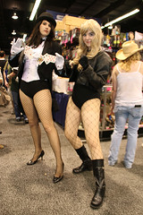 IMG_8979 (willdleeesq) Tags: cosplay cosplayer dccomics blackcanary cosplayers zatanna wondercon wca2015 wondercon2015