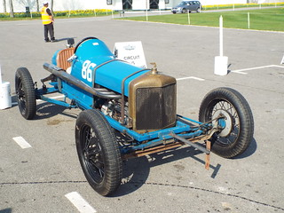 Frontenac Single Seater Racing Car