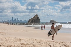 Currumbin Beach (gifas) Tags: australia qld surfersparadise currumbin goldcoast currumbinrock
