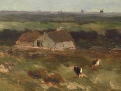 Painted dunes (II) (Elisa1880) Tags: museum painting t dunes schilderij exhibition op duinen tentoonstelling duin historisch haags weissenbruch