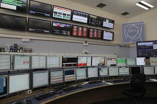 CERN - Control Centre