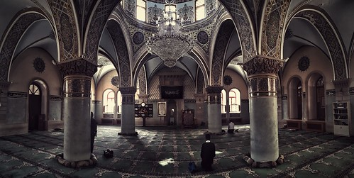 Juma Mosque. Baku. Azarbaycan
