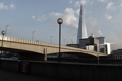 The Shard. (Joka.) Tags: park uk greatbritain