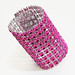 "rhinestone diamon crystal clip fuchsia • <a style=""font-size:0.8em;"" href=""http://www.flickr.com/photos/131351136@N06/17641253766/"" target=""_blank"">View on Flickr</a>"