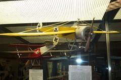 Tennessee Museum of Aviation 56 (RNRobert) Tags: germany tennessee e1 worldwar1 sevierville fokker dr1 seviercounty triplane monoplane eindecker tennesseemuseumofaviation