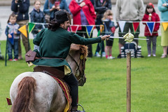 Cabbaged #1 (G&R) Tags: castle canon medieval tournament knights lance lincoln armour jousting javelin 5d3