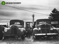 Project 365   Day 148 (john bulmer) Tags: blackandwhite newyork farm trucks antiques buskirk project365 johnbulmer365 jbp365