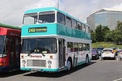 IMGB5146 Damory 5070 GEL686V Poole 10 Jul 16 (Dave58282) Tags: bus dt 5070 hantsdorset damory gel686v
