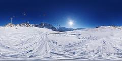 La Chaux Express (gadl) Tags: panorama 360 switzerland suisse snow neige verbier 21 equirectangular