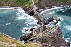 Escalera al mar (cvielba) Tags: acantilados cantabrico mar vizcaya
