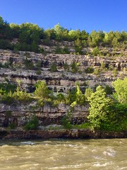(leogyrl8199) Tags: cliff lake nature water de rocks outdoor dam terre pomme