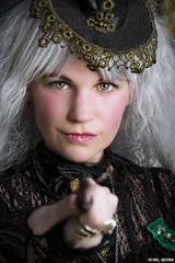 Narcissa... (Ring of Fire Hot Sauce 1) Tags: cosplay sandiegocomiccon sdcc narcissamalfoy harrypotter portrait julie cantrell
