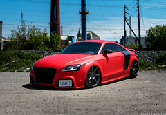 Nick-5 (ignantt) Tags: audi tt rs ttrs low lowered airlift airsuspension vossen vossens wheels stance stanced