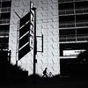 P A R K (. Jianwei .) Tags: vancouver granville shadow urban biker jianwei