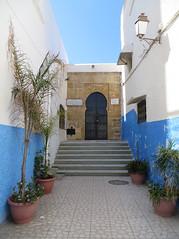 Rabat kasbah des Oudaya_0636B (JespervdBerg) Tags: holiday spring 2016 africa northafrican tamazight amazigh arab arabic moroccanstyle moroccan morocco maroc marocain marokkaans marokko rabat qasbah kasbah qasba oudayas oudaias