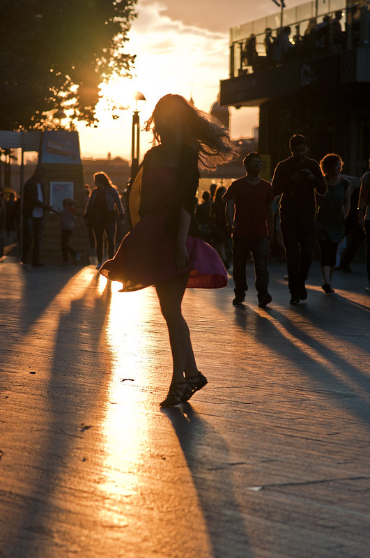 """Dancing in the sunset<a href=""""http://www.flickr.com/photos/28211982@N07/28044757723/"""" target=""""_blank"""">View on Flickr</a>"""