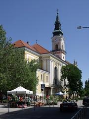 Great Catholic Church, Kecskemt, Hungary (Norbert Bnhidi) Tags: hungary kecskemt church ungarn hungra hongrie ungheria hungria hongarije  magyarorszg ketschkemet  kekemet kekemit