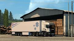 We cant stop (EduardoCBS) Tags: scania streamline highline r520 520 ets2 euro truck simulator 2 rjl norwegen norway road vlog diary caminho viagem dirio documentrio