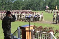 160617-A-YM156-095 (2nd Brigade Combat Team) Tags: coljosephryan 2ndbrigadecombatteam 82ndairbornedivision coljamespatwork changeofcommandceremony fortbragg northcarolina unitedstates us